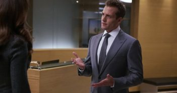 Suits star Gabriel Macht season 6