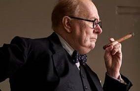 Gary Oldman as Winston Churchill in Darkest Hour