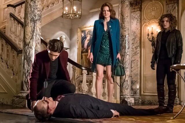 Gotham Season 3 Episode 9