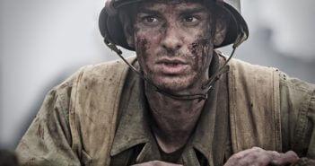 Hacksaw Ridge star Andrew Garfield