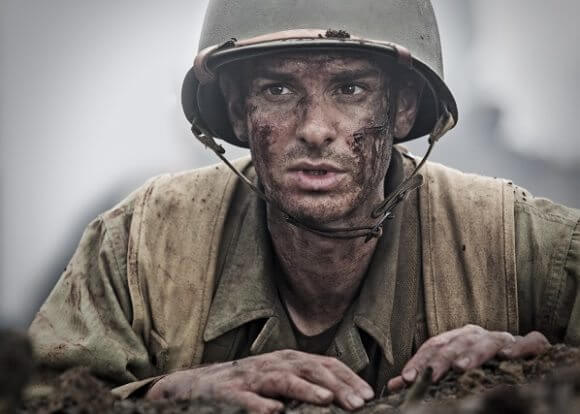 Hacksaw Ridge star Andrew Garfield