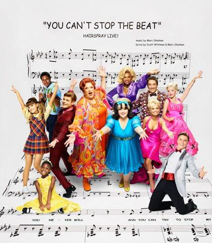 Hairspray Live You Cant Stop the Beat