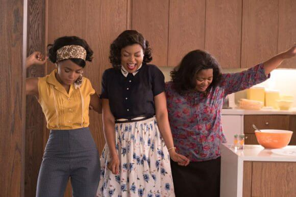 Hidden Figures Cast Photo
