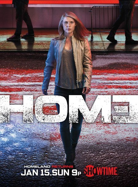 Homeland Season 6 Poster