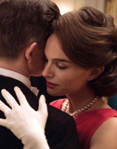 Jackie star Natalie Portman as Jacqueline Kennedy