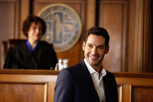 Lucifer season 2 episode 10 star Tom Ellis