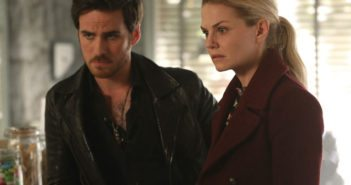 Once Upon a Time season 6 episode 9 Colin O'Donoghue and Jennifer Morrison