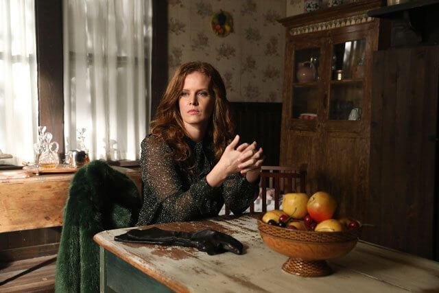 Once Upon a Time Season 6 episode 9 Rebecca Mader