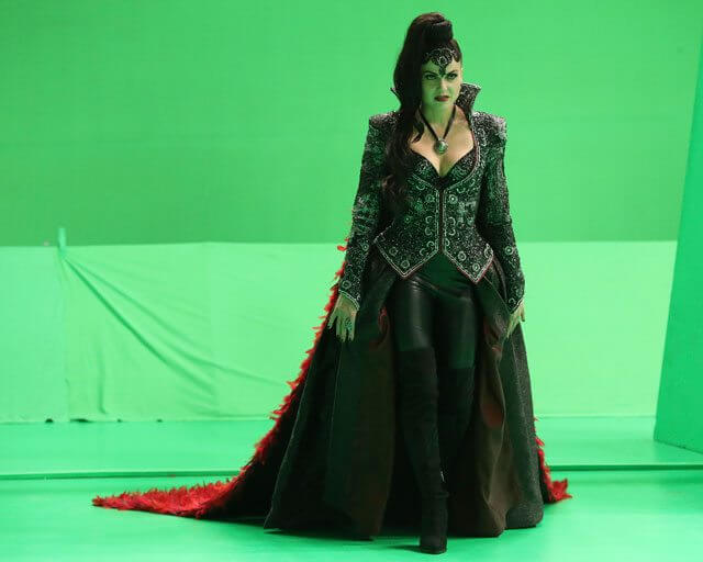 Once Upon a Time Season 6 Episode 10 Lana Parrilla