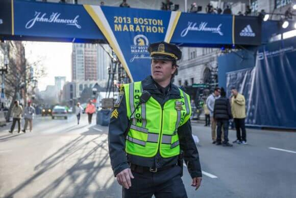 Patriots Day star Mark Wahlberg