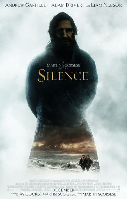 Silence Movie Poster