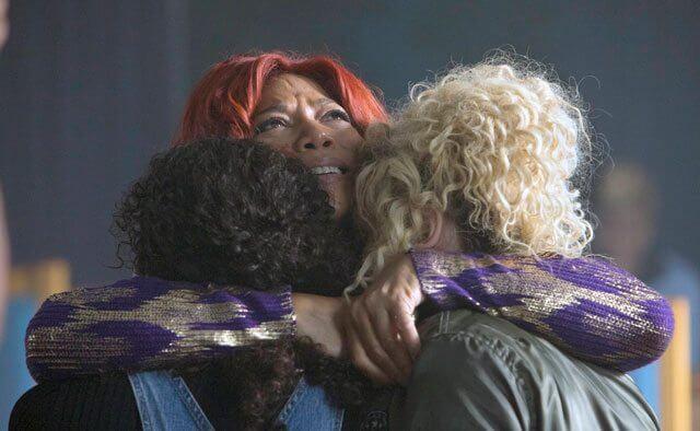 Star Season 1 Queen Latifah, Brittany O'Grady, Jude Demorest