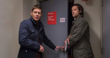 Supernatural season 12 episode 5 Jensen Ackles and Jared Padalecki
