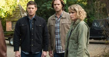 Supernatural Season 12 Episode 6 Jensen Ackles, Jared Padalecki, Samantha Smith