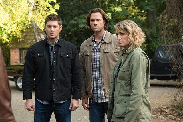 Supernatural Season 12 Episode 6 Jensen Ackles, Jared Padalecki, Samantha Smith