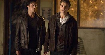 Vampire Diaries season 8 episode 6 Ian Somerhalder and Paul Wesley