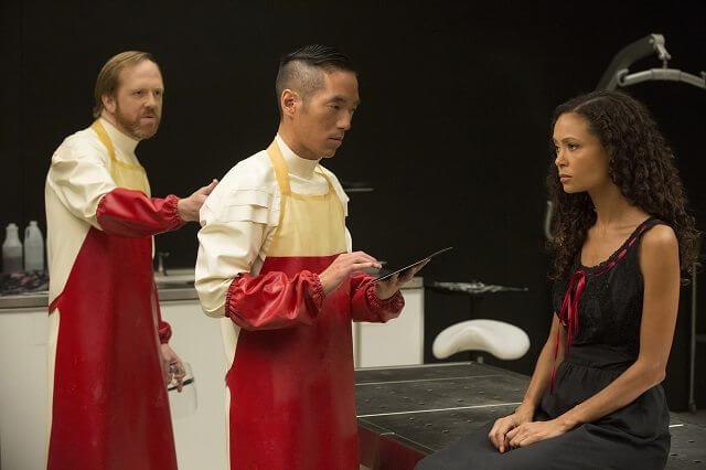 Westworld Season 1 Episode 6 Thandie Newton