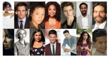 A Wrinkle in Time Cast