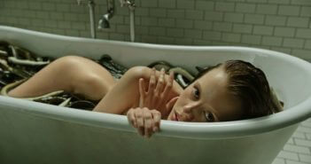 A Cure for Wellness starring Mia Goth