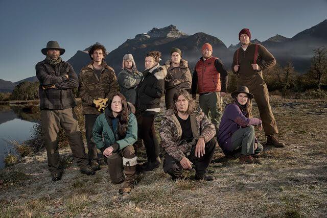 Alone Season 3 Cast