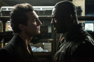 The Dark Tower Matthew McConaughey and Idris Elba