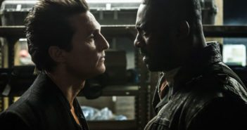 The Dark Tower Matthew McConaughey and Idris Elba