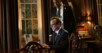 Designated Survivor Episode 9 Kiefer Sutherland and LaMonica Garrett