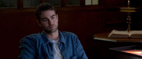 Eloise star Chace Crawford