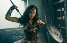 Gal Gadot stars in Wonder Woman
