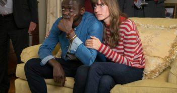Get Out Daniel Kaluuya and Allison Williams