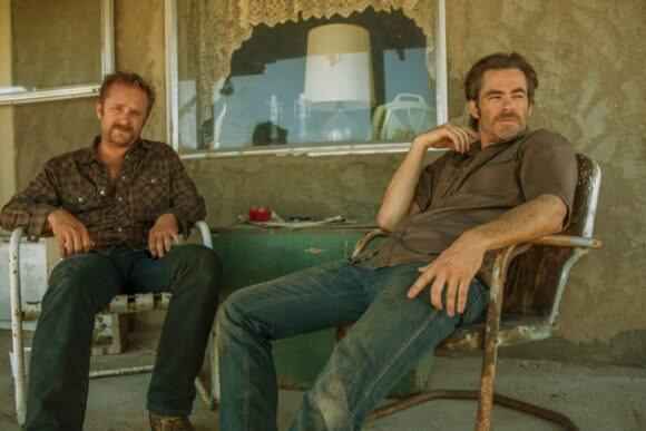 Hell or High Water Ben Foster and Chris Pine