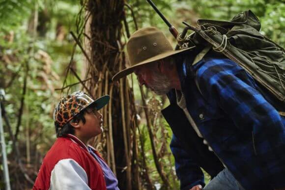 Hunt for the Wilderpeople Sam Neill and Julian Dennison