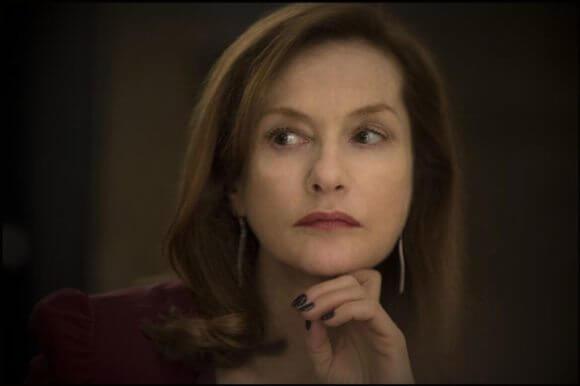 Elle star Isabelle Huppert