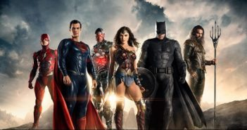 Justice League Comic Book Inspired Movie Cast