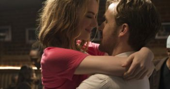 La La Land Movie Stars Emma Stone and Ryan Gosling