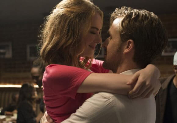 La La Land stars Emma Stone and Ryan Gosling