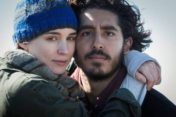 Lion stars Dev Patel and Rooney Mara