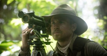 Lost City of Z star Charlie Hunnam