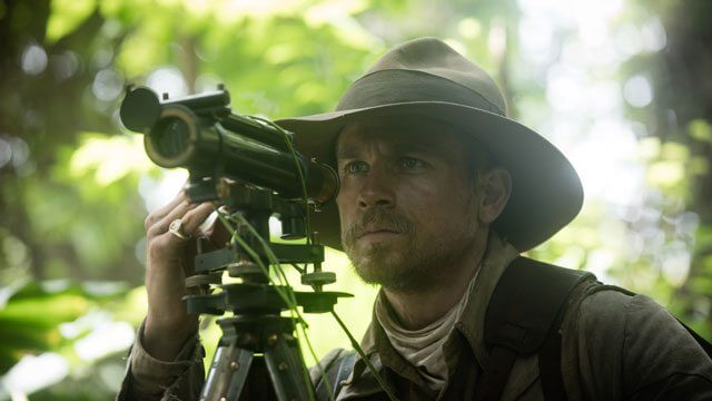Lost City of Z star Charlie Hunnam