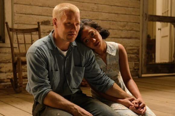 Loving stars Joel Edgerton and Ruth Negga