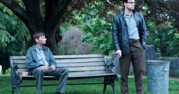 The Man in the High Castle season 2 DJ Qualls and Rupert Evans