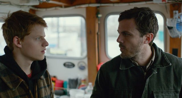 Manchester by the Sea Lucas Hedges and Casey Affleck
