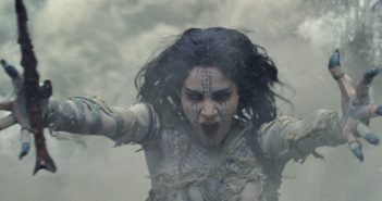 The Mummy star Sofia Boutella
