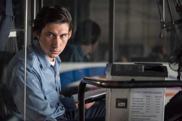 Paterson star Adam Driver
