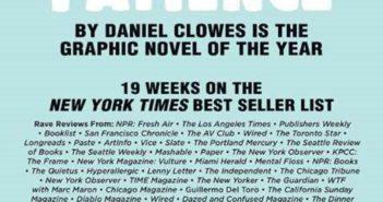 Daniel Clowes' Patience