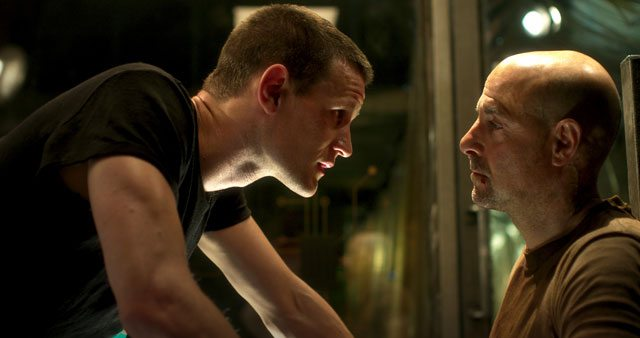Patient Zero Matt Smith and Stanley Tucci