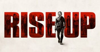 The Walking Dead Season 7 Part 2 Rise Up Poster