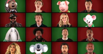 Jimmy Fallon, Sing Cast, Paul McCartney Perform Wonderful Christmastime