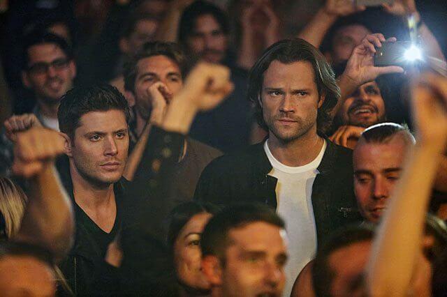Supernatural season 12 episode 7 Jensen Ackles and Jared Padalecki