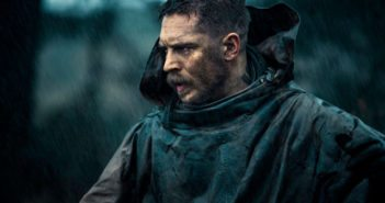 Taboo star Tom Hardy